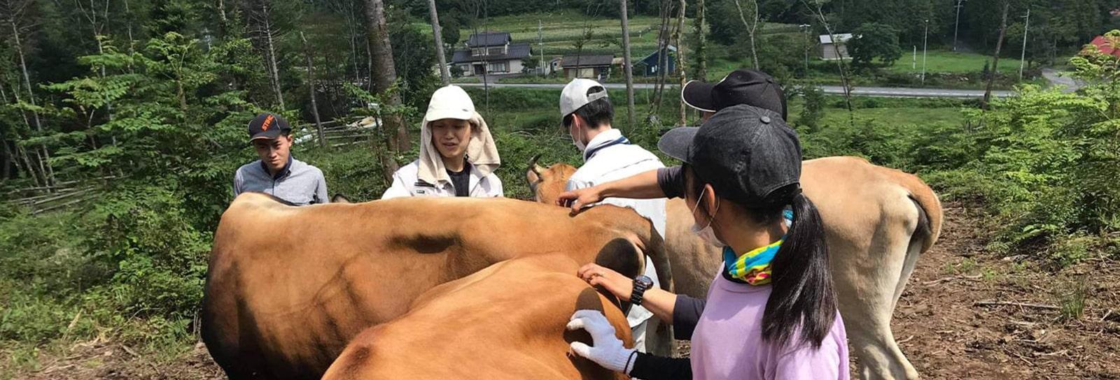 信州大学農学部との連携